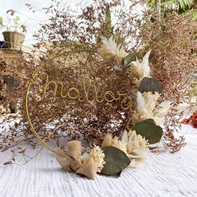 MHL_couronnes de fleurs_mes créations